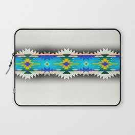 in turquoise Laptop Sleeve