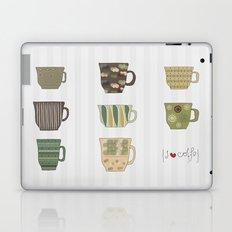 I {❤} Coffee Laptop & iPad Skin