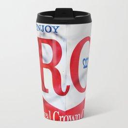 RC Cola Sign Travel Mug