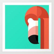 B/f/P 1 Art Print