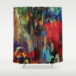 Wrath Hybrid Shower Curtain