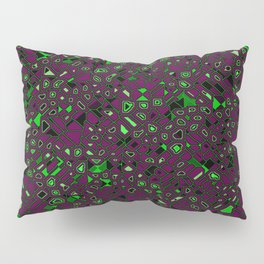 CoriandoliTech 05 Pillow Sham