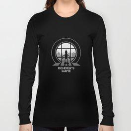 Bender's Game Long Sleeve T-shirt