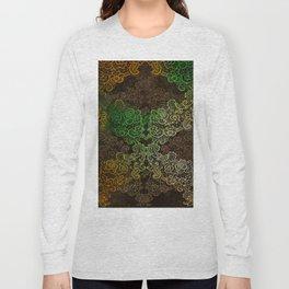 lace cascade green Long Sleeve T-shirt