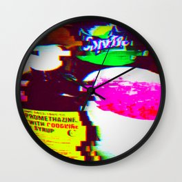 Codeine Wall Clock