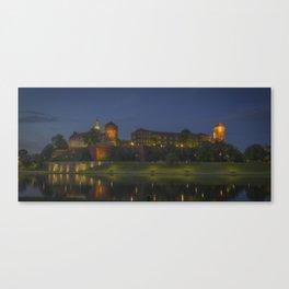 The Castle. Canvas Print