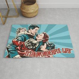 It's A Wonderful Life Rug