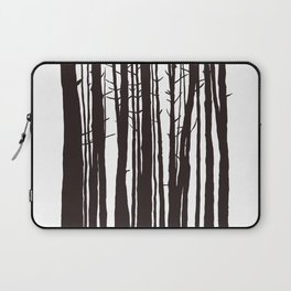The Trees and The Forest Laptop Sleeve