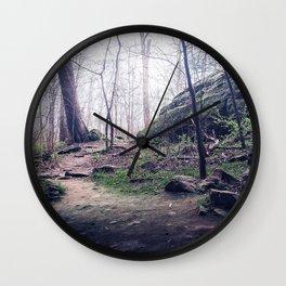 The Land of Phantasm Wall Clock