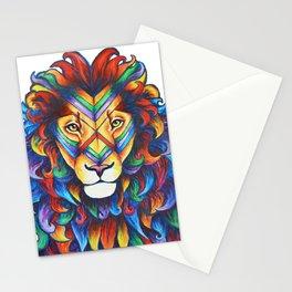Mufasa in Technicolour Stationery Cards