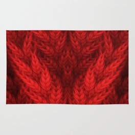 Cable Knit Rug
