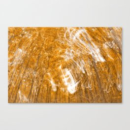 Golden Banshee Forest Canvas Print
