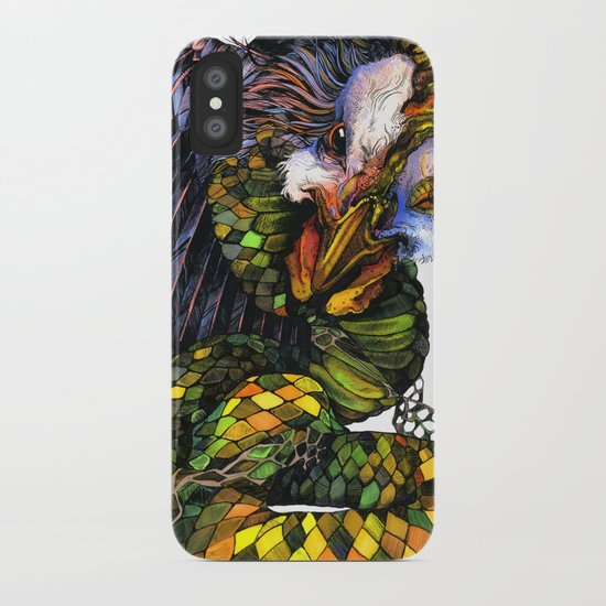 Snicken II iPhone Case