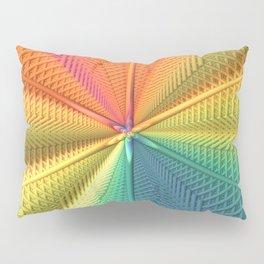 Color Centered Pillow Sham