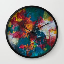 Intimate Exclusion Wall Clock