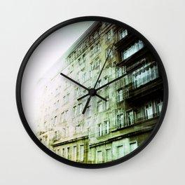 Berlin Frankfurter Allee Wall Clock