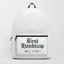 Best Handicap - Hell Sport Backpack