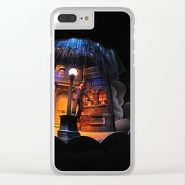 Singin' In The Rain Clear iPhone Case