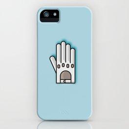 Fancy Glove Icon  iPhone Case