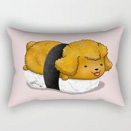 Poodle Nigiri Rectangular Pillow