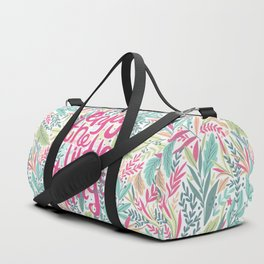 Enjoy The Little Things (Quotation Series) Duffle Bag