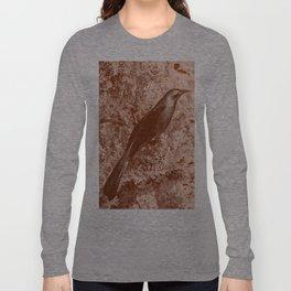 ghost raven Long Sleeve T-shirt