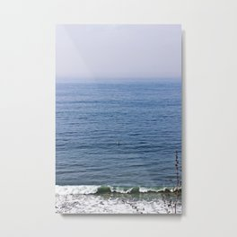 The Pacific Metal Print