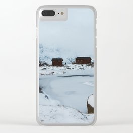 Nordic Clear iPhone Case