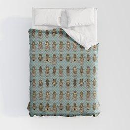 Drosophila Gift Duvet Cover