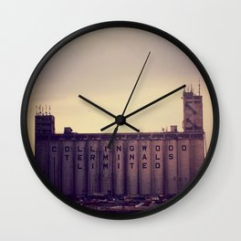 Collingwood Wall Clock