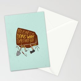 Mike Rowe Stationery Cards