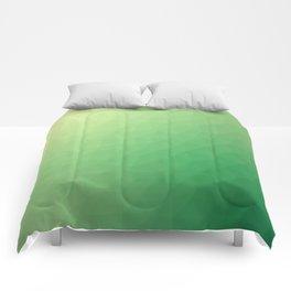 Green flakes. Copos verdes. Flocons verts. Grüne Flocken. Зеленые хлопья. Comforters