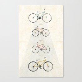 Velo Canvas Print