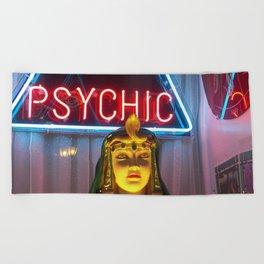 PSYCHIC Beach Towel