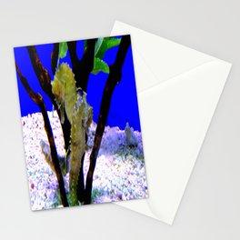 Seahorses Stationery Cards