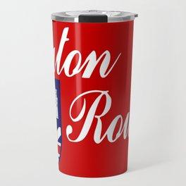 flag of baton rouge Travel Mug