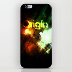 Origin iPhone & iPod Skin