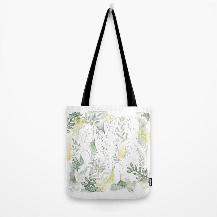 Demoiselles d'Eden Tote Bag