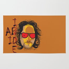 The Dude - Big Lebowski INK Rug