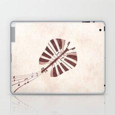 Butterfly Jazz Laptop & iPad Skin