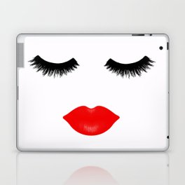 Lips and Lashes Laptop & iPad Skin