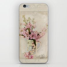 Yesterday's Letter  iPhone & iPod Skin