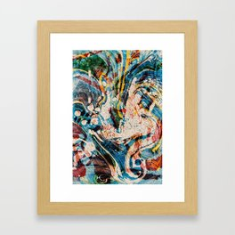 Pattern № 81 Framed Art Print