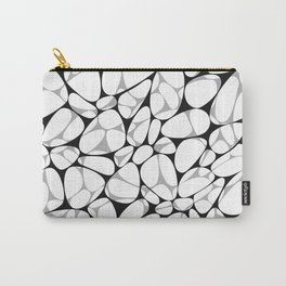 Pebble mix seamless pattern Carry-All Pouch