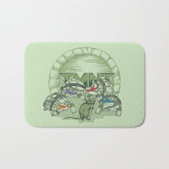 Turtles Bath Mat