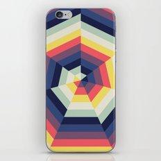 Heptagon Quilt 2 iPhone & iPod Skin