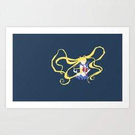 Sailor Moon Chronicles Art Print