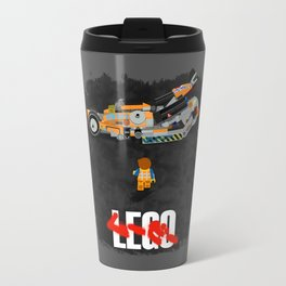 Everything is Awesome in Neo Tokyo Travel Mug