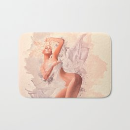 Wrap me up Bath Mat
