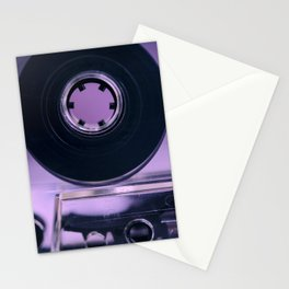 Audio Cassette Stationery Cards